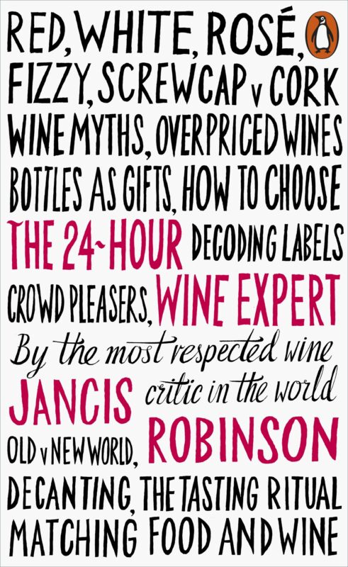 A Crash Course in Wine by Jancis Robinson - Sommelier India