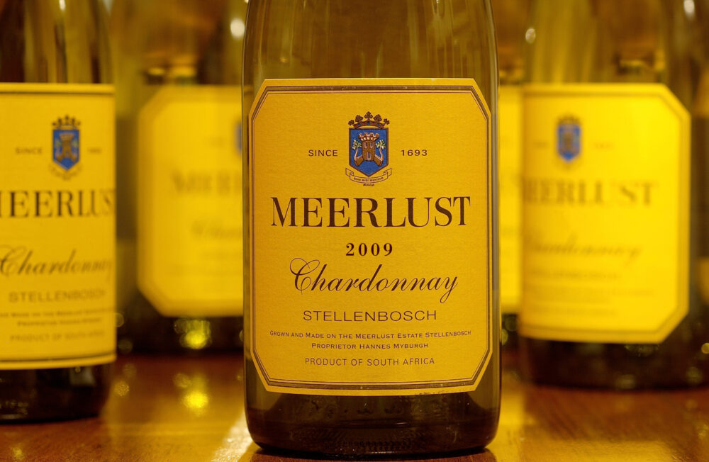 Meerlust Group Chardonnay 2009
