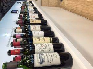 Bordeaux 2015 en primeur wines waiting to be tasted