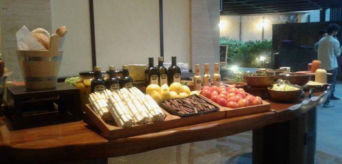 A tasting of hand-picked wines at the Conrad, Pune