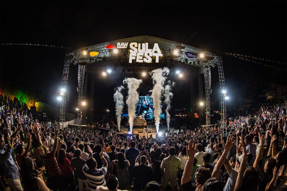Amphitheatre Stage @ SulaFest'17 (2)