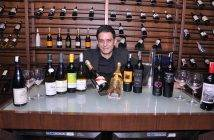 Sommelier Charles Donnadieu