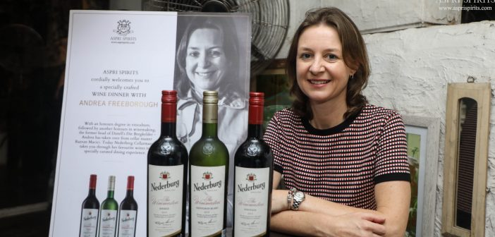 Mumbai gets a taste of South African Wines from Nederburg