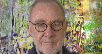Gerhard Richter created the new Château Mouton Rothschild wine label