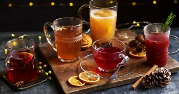 Mulling over wine on cold winter evenings