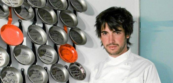 Live in the Moment, Award-winning chef, Jesus RamiroFlores's story