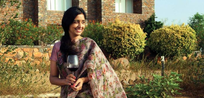 New issue of Sommelier India – The Wine Magazine in circulation. Person of the Year Announced – Uma Chigurupati of KRSMA Estates!