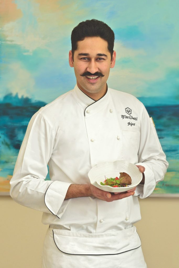 Chef Tejas Sovani of Amaranta
