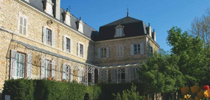 Chateau d'Etroyes: Where Burgundy Meets India