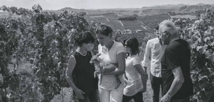 Gaia Gaja, eldest daughter of Italy's most influential wine producer business